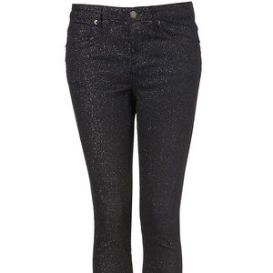 Sparkly Topshop Jeans